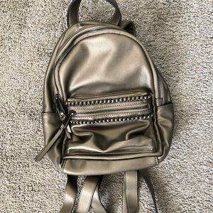 French Connection mini back pack, brand new